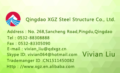 XGZ corrugated roofing sheets