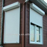 Fire rated window rolling shutters