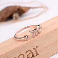 wholesale high quality real ring 925 sterling silver jewelry