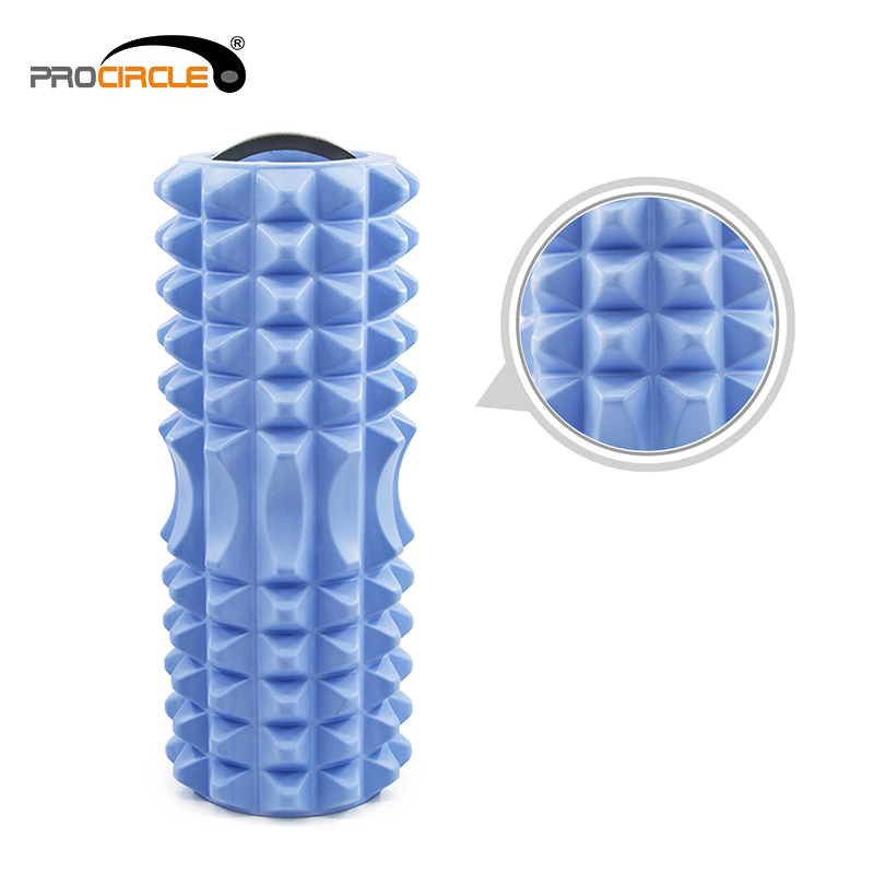 Procircle Fitness Popular EVA Vibrating Foam Roller For storage