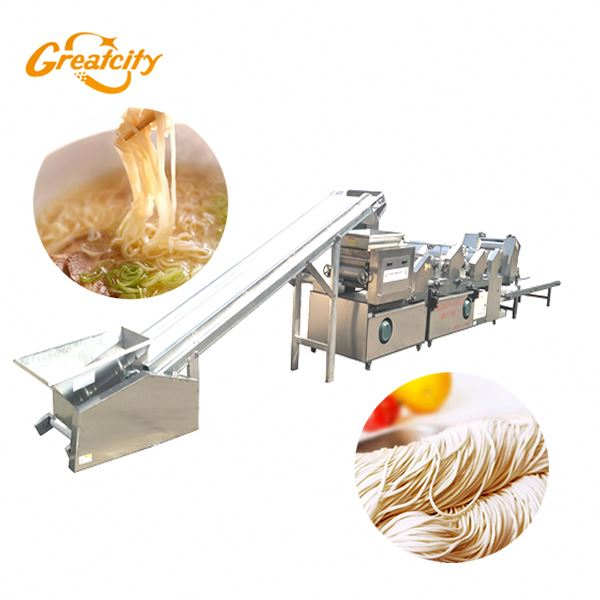 Vermicelli making machine, macaroni production line, noodle press machine