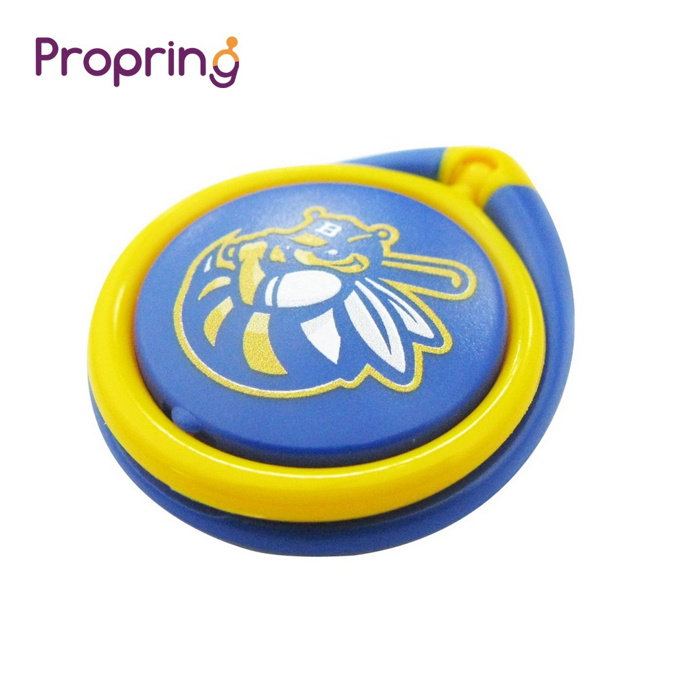 Custom Plastic Phone Ring Stand Giveaway for School Sport Club