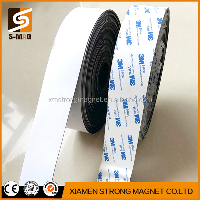 High quality rubber N35-N54 the strongest neodymium magnet sheet