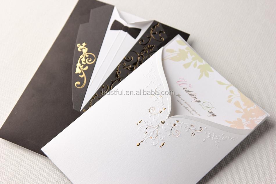 Fancy Wedding Cardhandmade Wedding Cardwedding Invitation Card