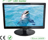 Factory Offer Wide Screen Bright Border 20 Inch Cheap LED Monitor