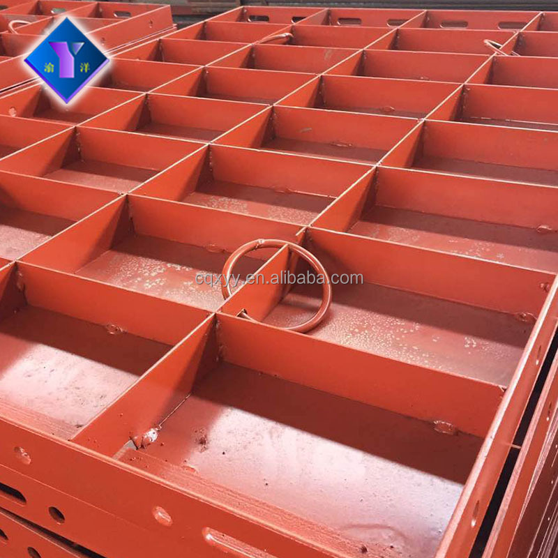 High quality power station steel formwork template