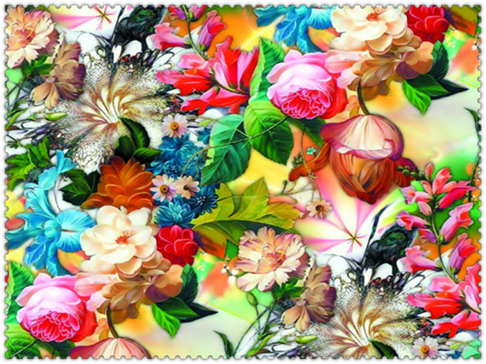 Personalized Market Digital Printing Service On Fabric In China
