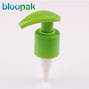 Blooming colourful high quality lotion pump dispenser for soap