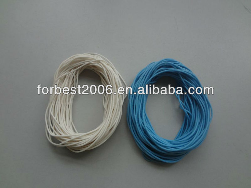 8mm diameter Food grade Good sealing Silicone Foam O-ring,Sponge cord