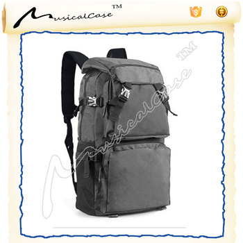 dd11ce93c22c Canvas School Bags Trendy Backpack Outdoor Adventure Backpack China ...