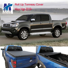 Hilux aftermarket truck parts truck bed tonneau cover for Hilux 2016+