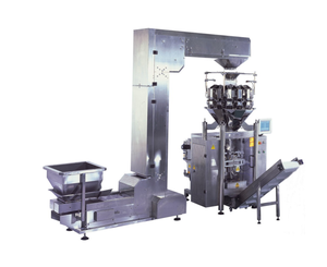 Multi-function Full Automatic 1kg 2kg 3kg 4kg 5kg Granule Packing Machine