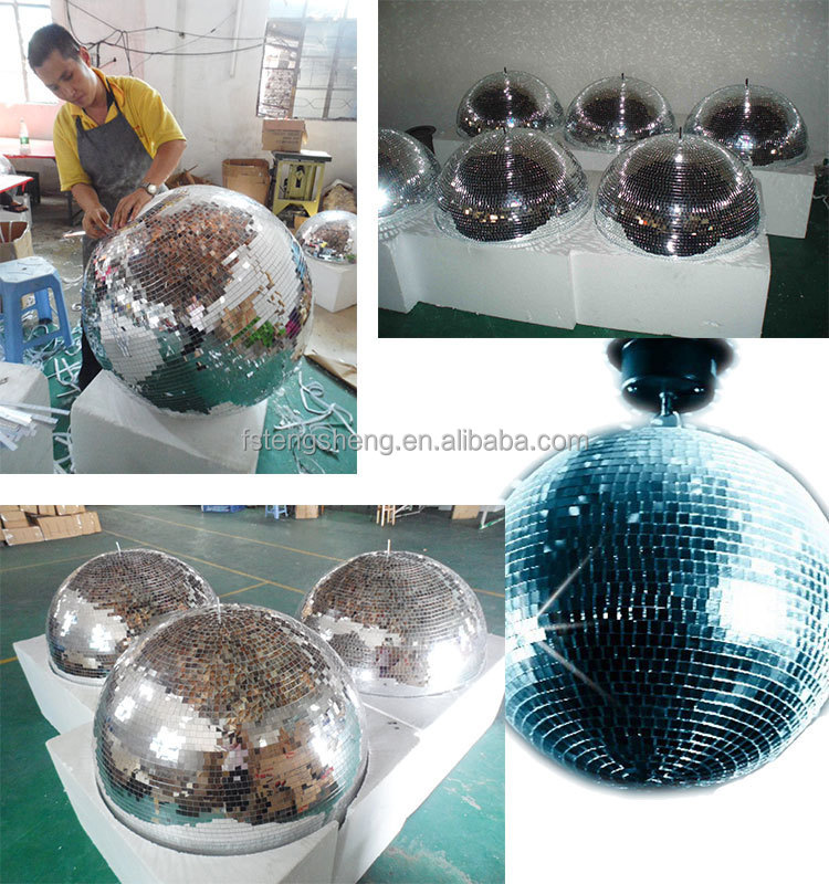 50cm dj party stage ceiling decor clear glass disco ball buy 50cm dj party stage ceiling decor clear glass disco ball aloadofball Images