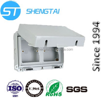 plastic waterproof enclosures/ABS plastic box for electrical with ABS material