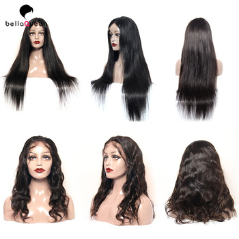 Wholesale wigs 100% human hair cuticle aligned hair wig hair-extensions-wigs