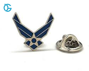 USAF Combat United States Air Force Lapel Pin