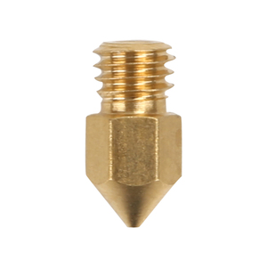 Creality 3D Printer Parts Extruder Brass Nozzle Print Head for Extruder 1.75mm ABS PLA Printer