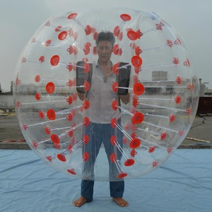 Excellent Quality Human Zorb Bumper Ball for Hire Business