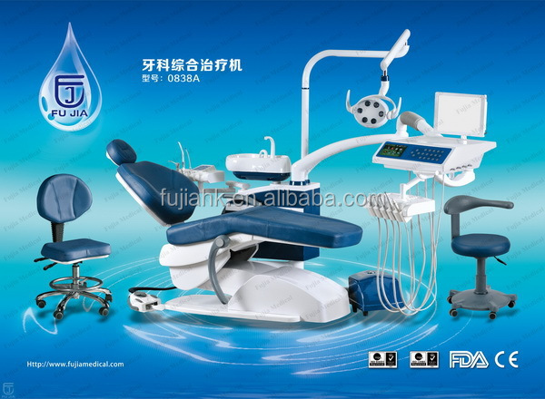 New Designed And High Quality Hydraulic/Electrically Dental Chair Unit With CE&ISO/High Quality Cheap Price With 2Years Warranty