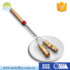 New design special discount hot dog roasting fork with flexible