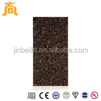 UV coating Granite surface Fiber cement board Decorative board
