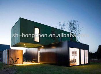 Container Fertighaus neuen stil stabile fertighaus container häuser fertighaus