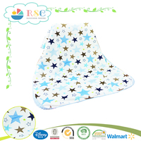 100% polyester stars embroidered baby sleeping blanket online shopping