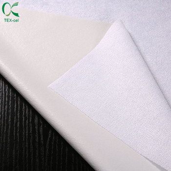 waterproof and breathable mattress protector fabrics bamboo laminated fabric for mattress protector PUL laminated fabrics