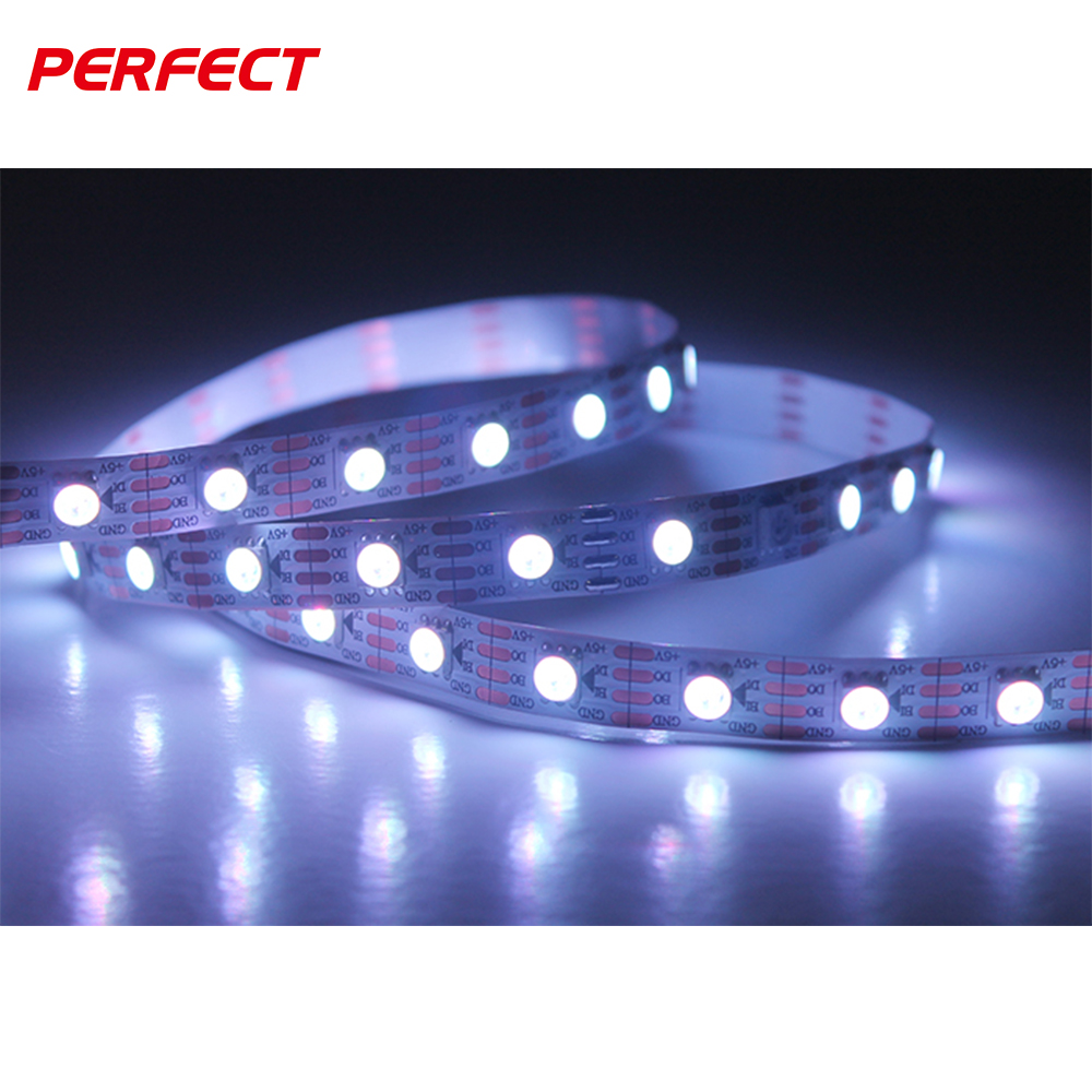 LED Strip 5M 5050 Magic RGB Color Changing Decoration LED Strip Light String Light Chain