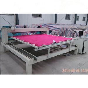 Automatic Computerized Chain Stitch Long Arm Multi-Needle Quilting and Embroidery Machine in Korea