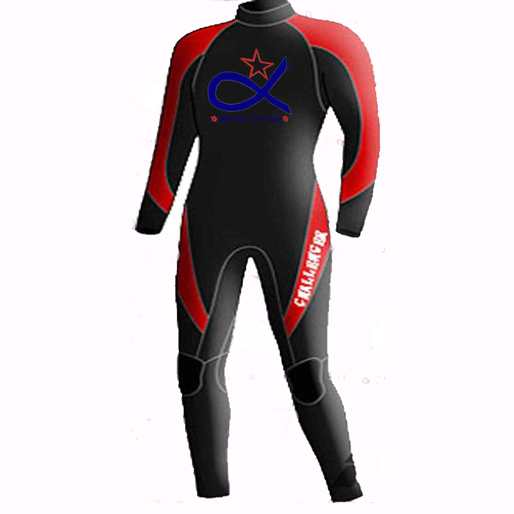 swimming neoprene fabric camo wetsuit diving suit