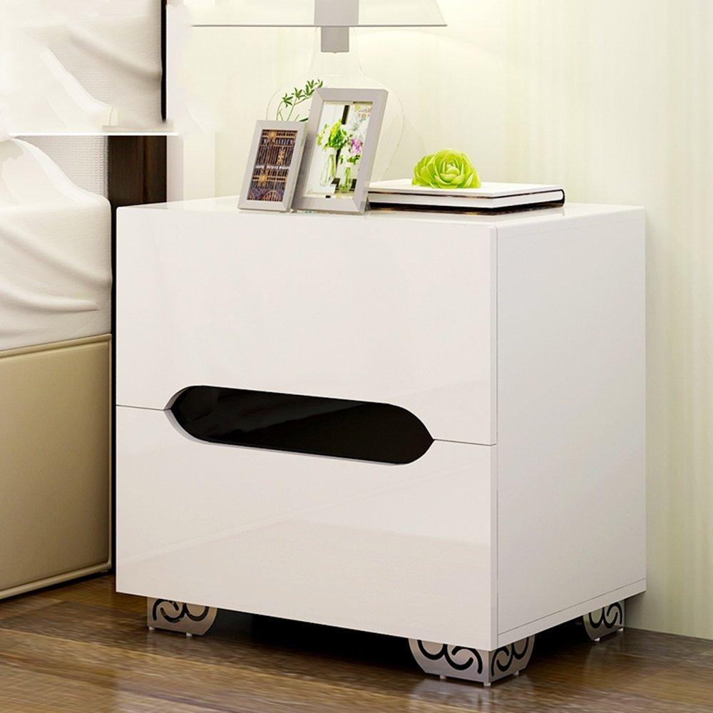 AiHerb.LT nightstand Bedside Cabinet Lockers Bedside Shelters Bedroom Bedside Cabinets