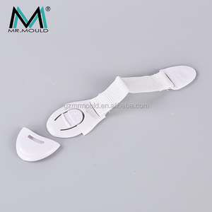 ABS + PVC customize packing available baby safety magnetic cabinet locks, magnetic baby safety locks