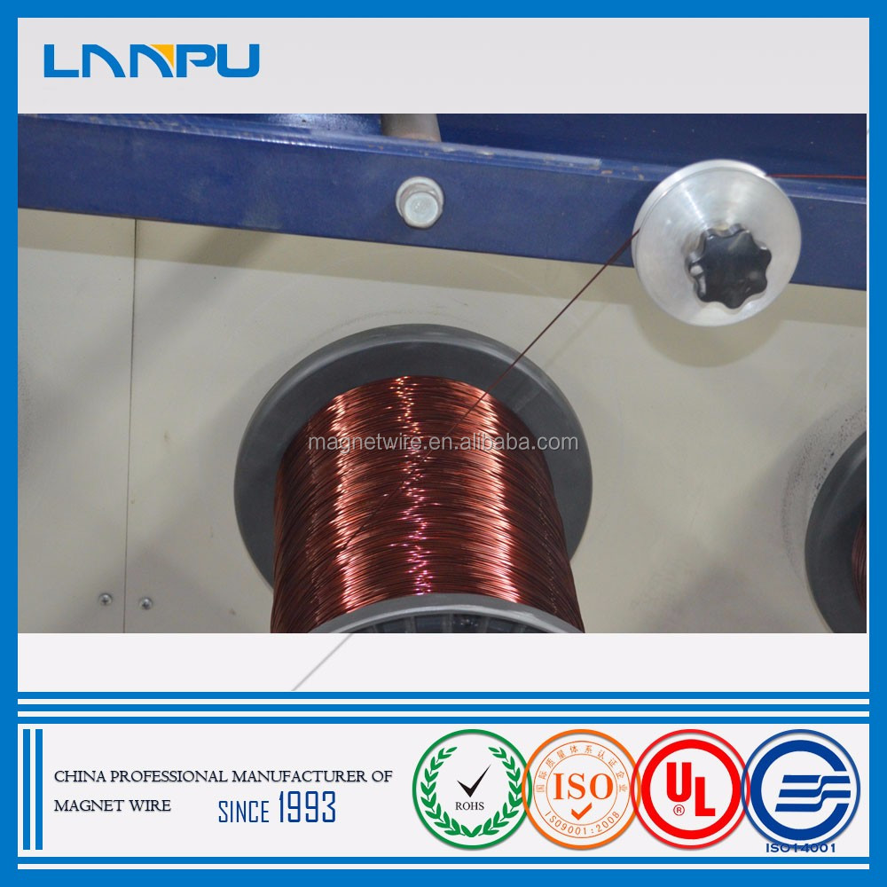 IEC Standards Aluminum Triple Insulation Polyester Magnet Wire
