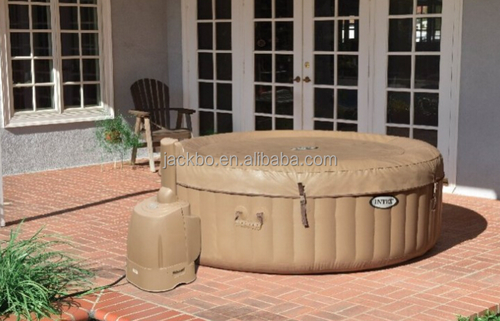 2015 Famous America Brand Romantic 4 People Inflatable Bath Bucket ...