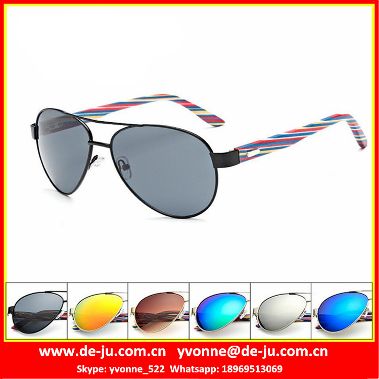 Fashion Aviator Style Hawkers Sunglasses