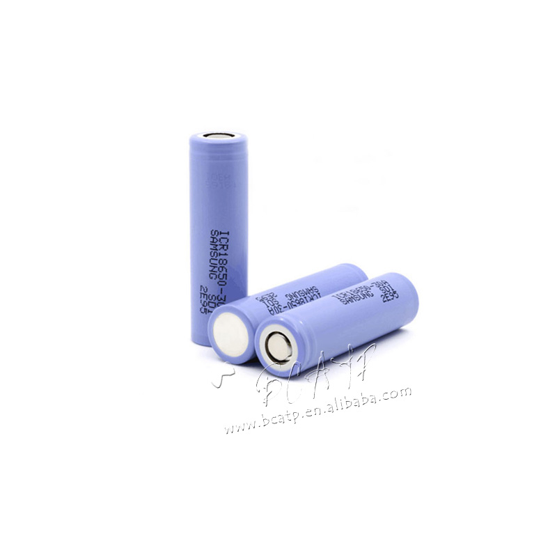rechargeable li ion battery 18650 3000mah 3.7v samsung icr18650-30a