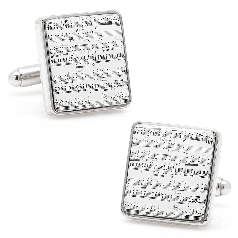 Cufflinks, Inc. Classical Sheet Music Cufflinks