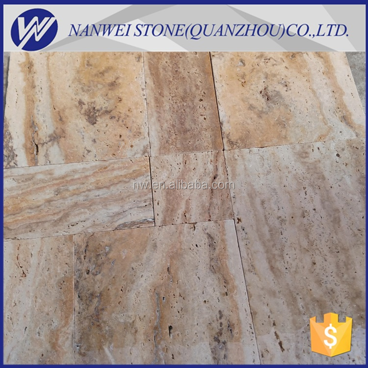 China Own Factory A Big Slab Hotel flooring yellow marble stone and marble stone product