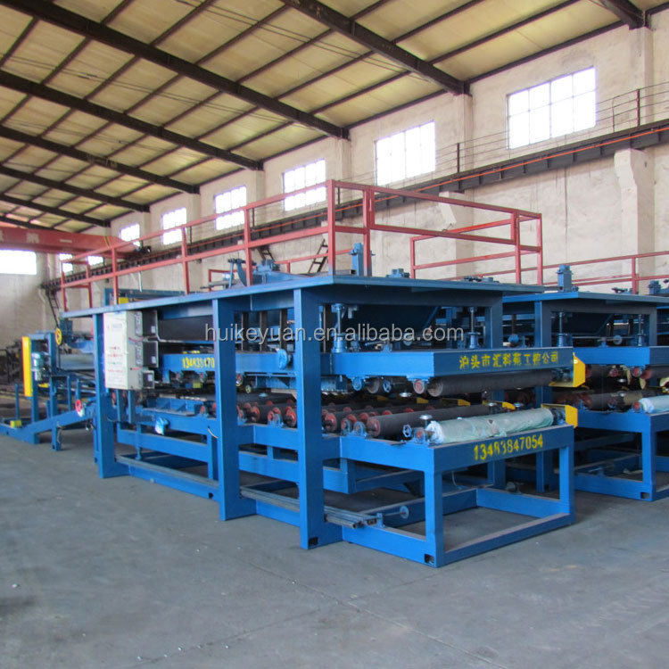 Best Selling Sandwich Panel Productie Machines