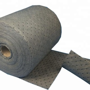 100 polypropylene efficiency unversal liquid leakage absorbent roll
