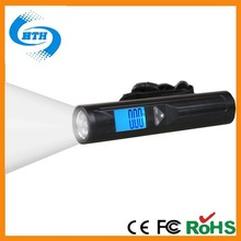 unique manufacture digital hanging scale with torch
