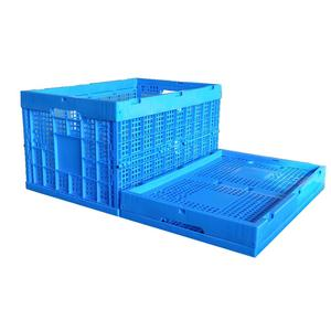 fruit harvesting crate shallow fruit plastic crates foldable clothes basket ventilated plastic fruit crates mesh wall basket