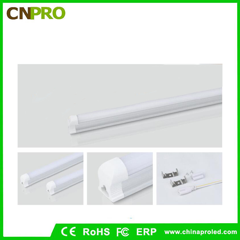 cheap price 1200mm 22w integrated t8 led tube light with CE & RoHS 3 years warranty free logo service