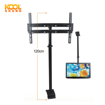 Universal Hanging Type Lcd 5 Professional Metal Ceiling Tv Stand