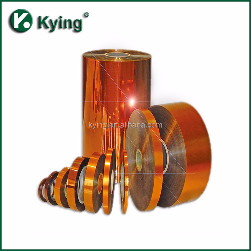 Professional Manufacture Copper Coated Polyimide Film
