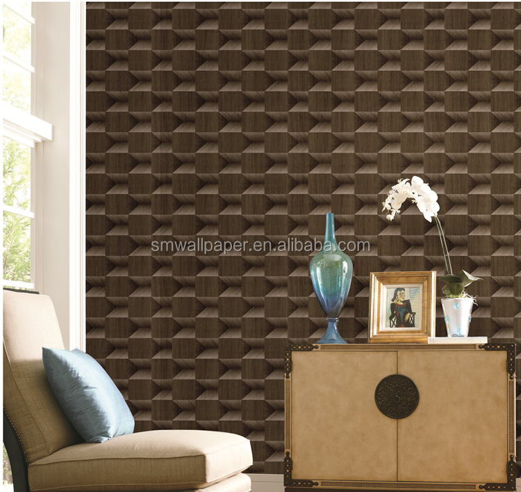 Interior Decoration latest wallpaper designs 106cm width wallcovering