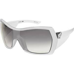 271f837a45 Get Quotations · Fox Racing - Fox Sunglasses - Accolade Shiny White