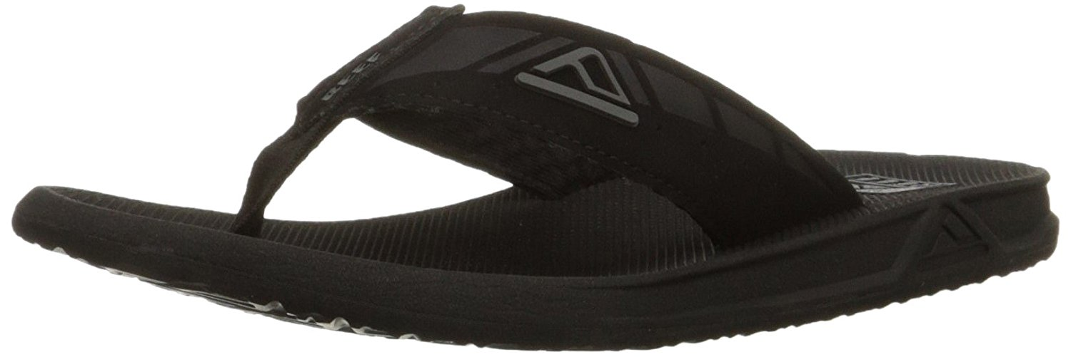 98ec70b64ea Get Quotations · Reef Mens Sandals Phantom