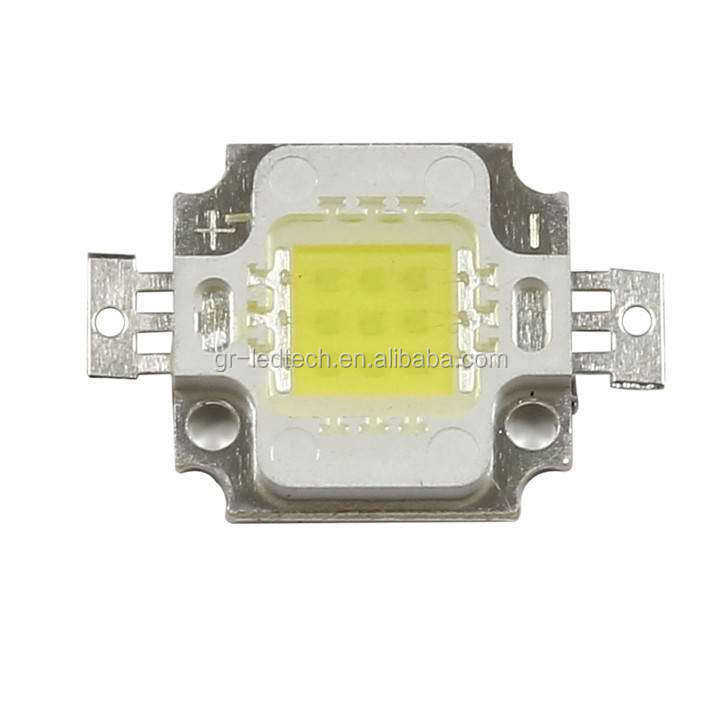12v 900lm 10w high power led diode 2800k 5000k white buy. Black Bedroom Furniture Sets. Home Design Ideas